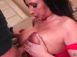 Vannah Sterling fucked her handsome doctor in h