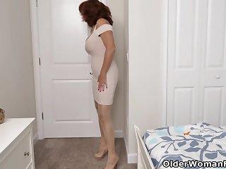 An older woman means fun part 165