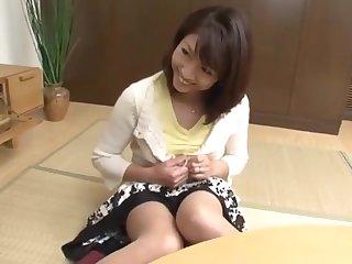 Fabulous Japanese model in Best JAV clip