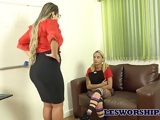 Wild and turned on Suise Slut definitely loves lesbian sex daily
