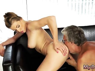Teen sucking tits hd and milf blowjob forest xxx Sex with