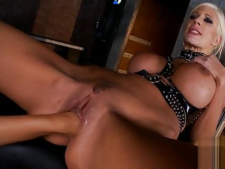 Lesbian anal
