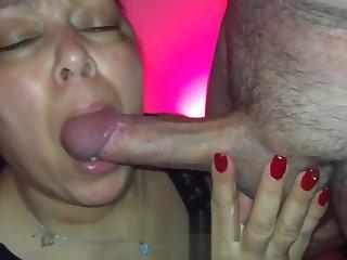 Mature Asian Blowjob 02