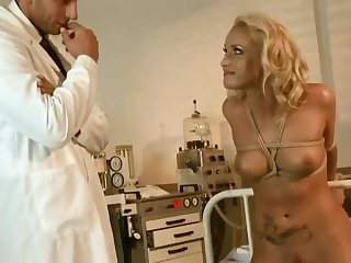 Hot babe Kathia Nobili Kinky Porn Video