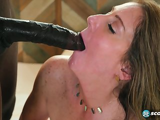 Arianna Steele Gets Banged By Big Black Cock - jax slayher